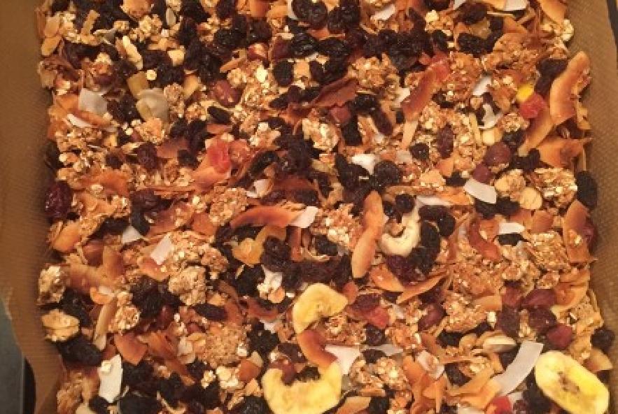 Granola homemade - Step 4 - Immagine 1