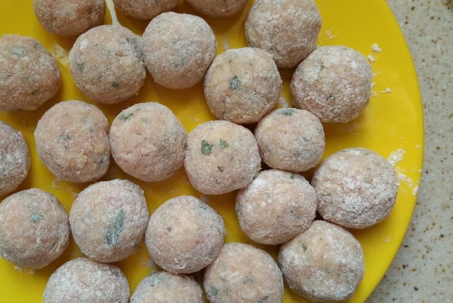 Polpette di tacchino e olive al limone - Step 2 - Immagine 2