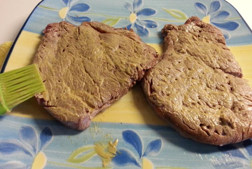 Filetto in crosta su crema di albicocche - Step 5 - Immagine 2