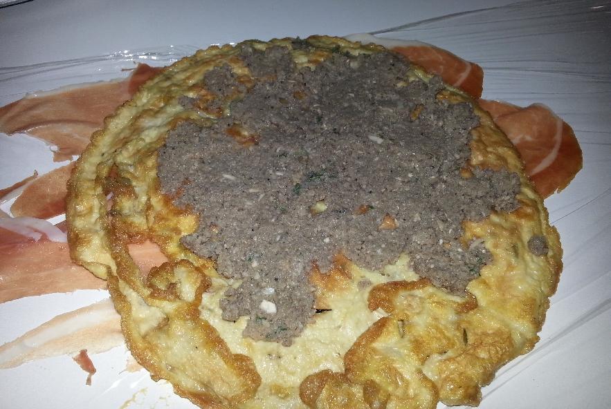 Filetto in crosta su crema di albicocche - Step 6 - Immagine 1