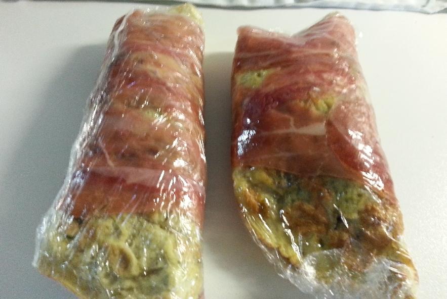 Filetto in crosta su crema di albicocche - Step 6 - Immagine 2