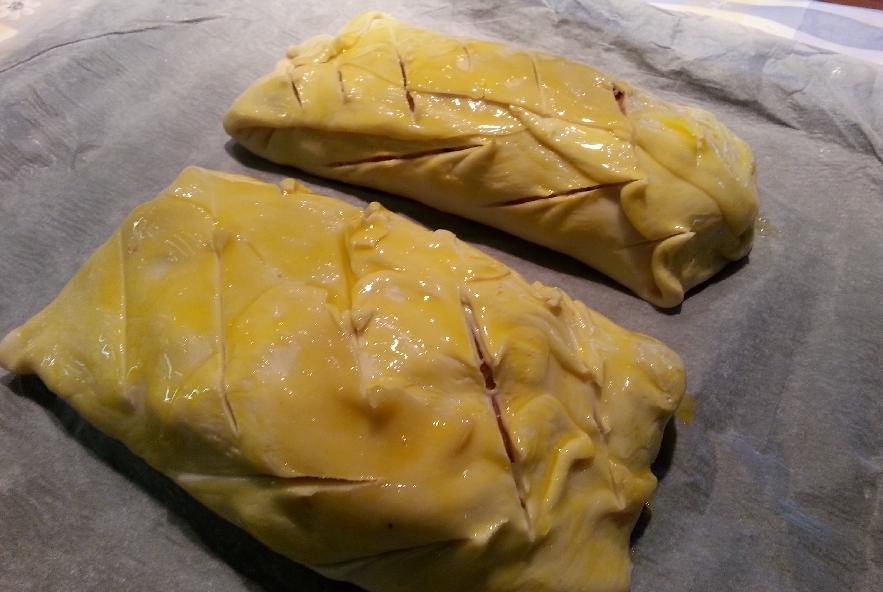 Filetto in crosta su crema di albicocche - Step 7 - Immagine 2