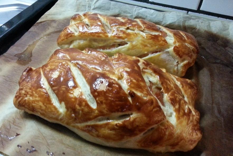 Filetto in crosta su crema di albicocche - Step 7 - Immagine 3