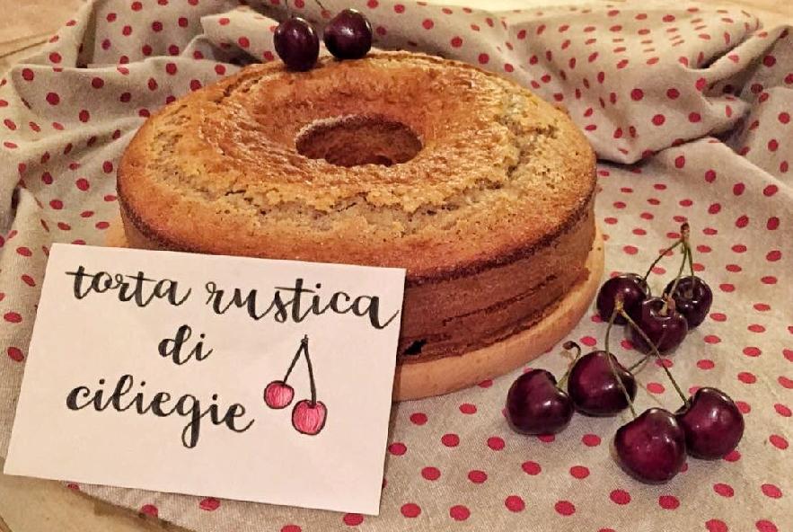 Torta rustica di ciliegie - Step 7 - Immagine 1