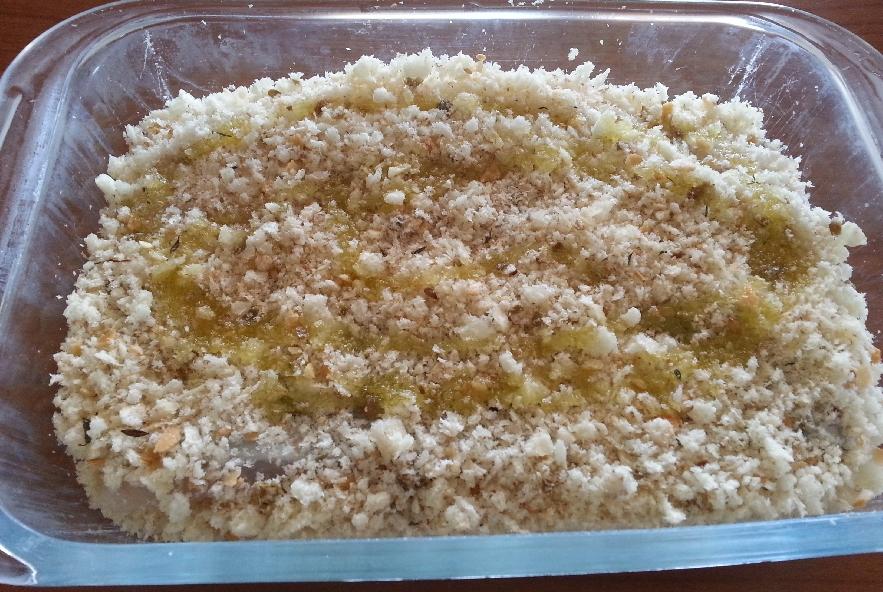 Spatola gratinato con quenelle di patate viola - Step 4 - Immagine 1