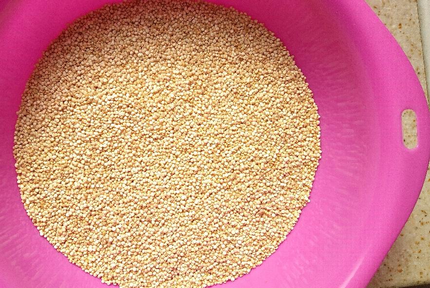 Insalata di quinoa e ceci - Step 1 - Immagine 1