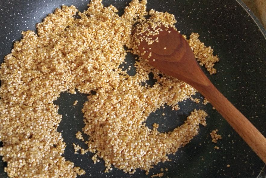 Insalata di quinoa e ceci - Step 2 - Immagine 1