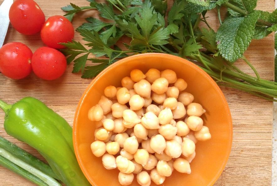 Insalata di quinoa e ceci - Step 3 - Immagine 1