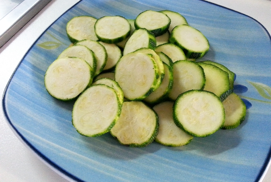 Sformatino zucchine, ricotta e guanciale - Step 2 - Immagine 1