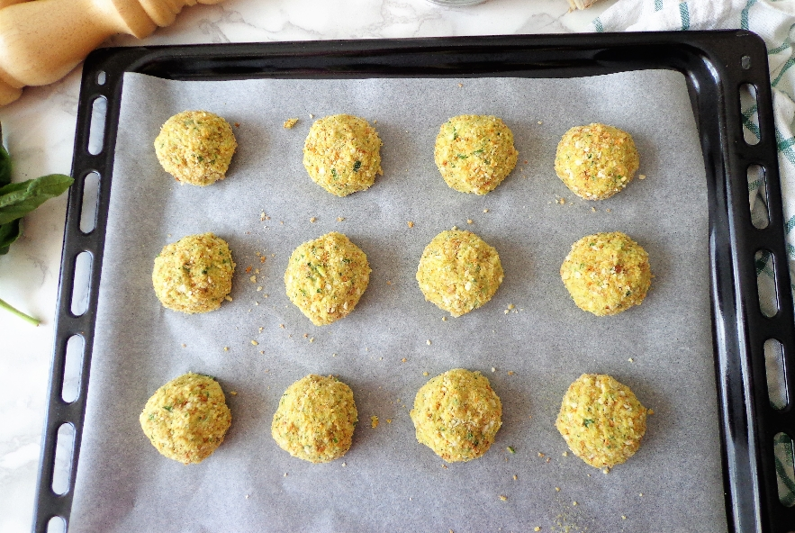 Polpettine di zucchine e ricotta - Step 2 - Immagine 1