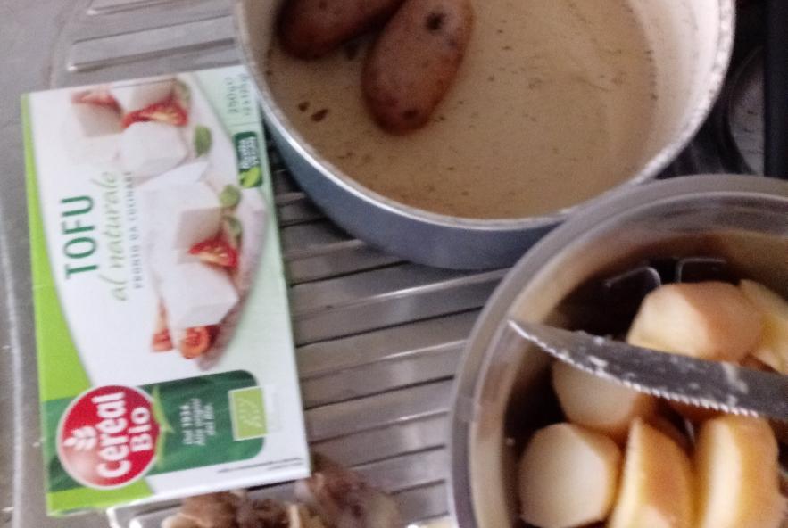 Crocchette   di patate vegane - Step 1 - Immagine 1
