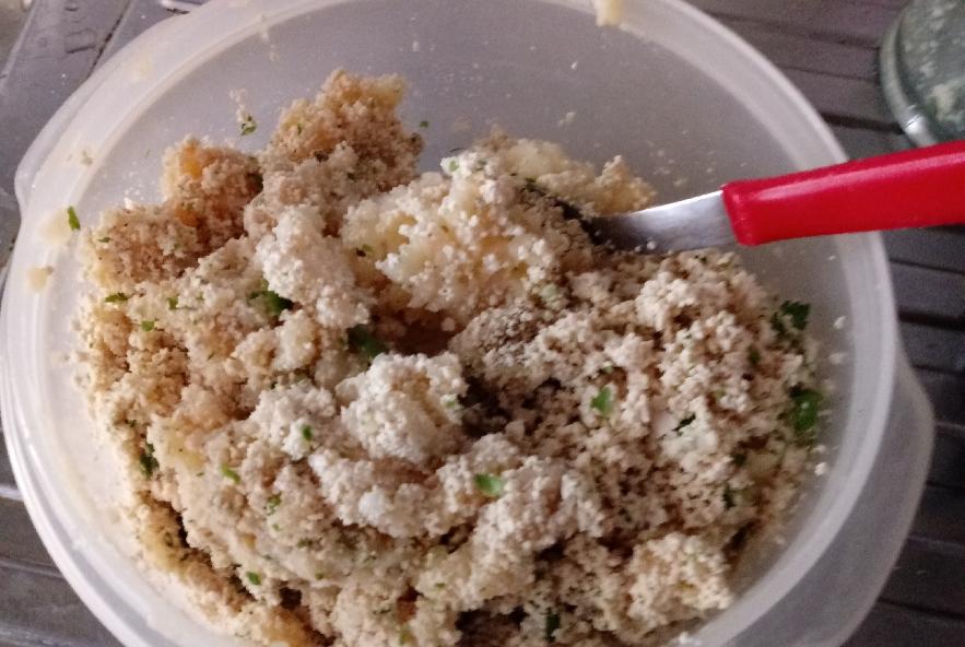 Crocchette   di patate vegane - Step 2 - Immagine 1