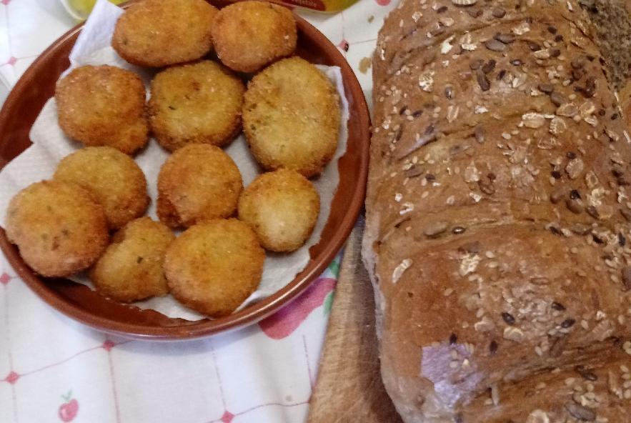 Crocchette   di patate vegane - Step 4 - Immagine 1