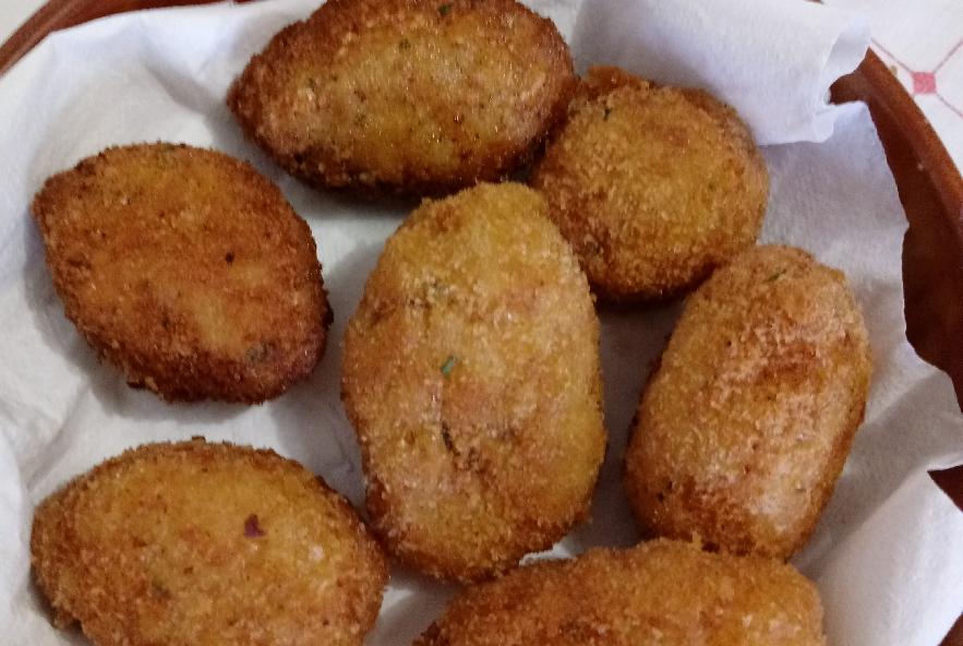 Crocchette   di patate vegane - Step 5 - Immagine 1