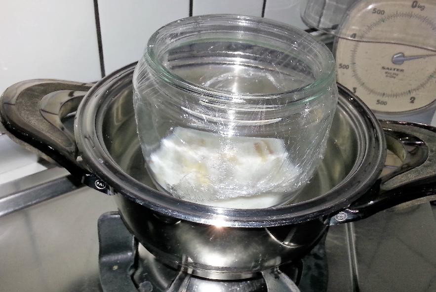 Triglia su melanzana fritta e colatura di provola - Step 1 - Immagine 3
