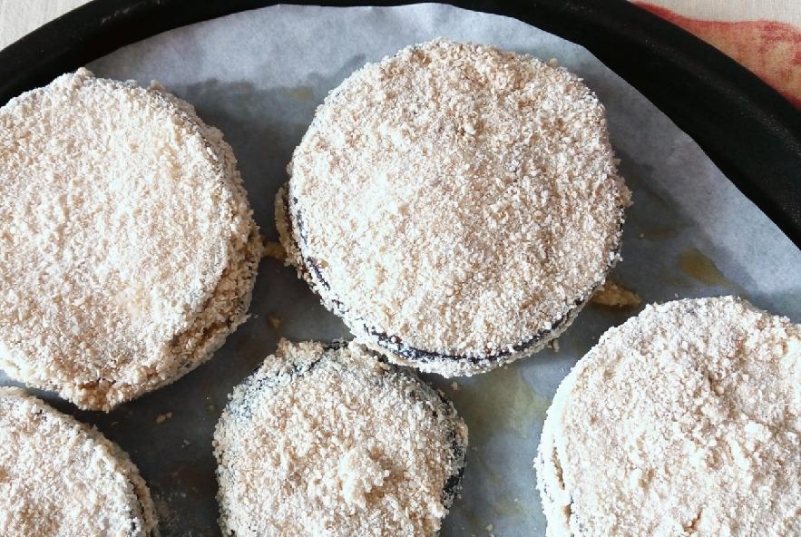Cotolette di melanzane e mozzarella al forno - Step 3 - Immagine 1