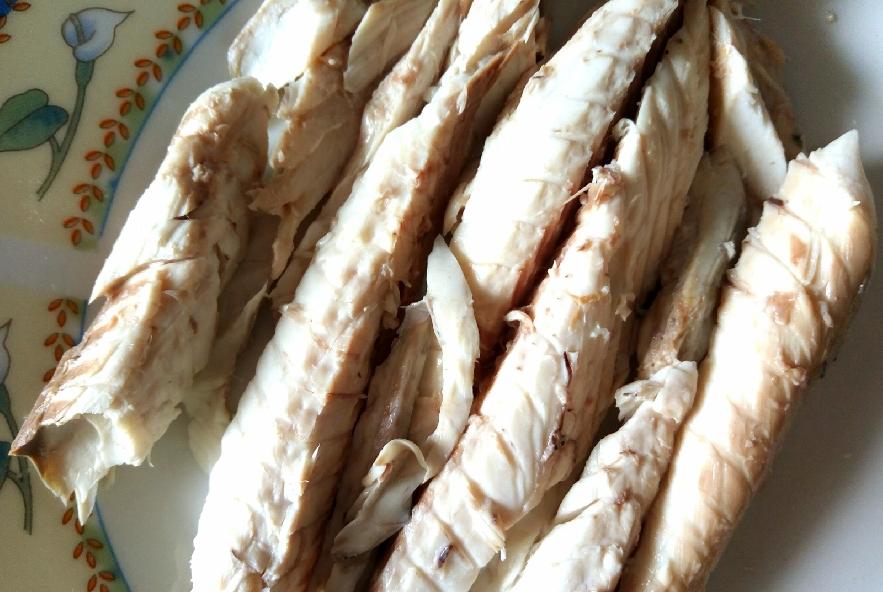 Pasta fredda con sgombro e zucchine marinate - Step 3 - Immagine 1