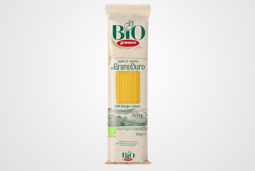 Spaghetti, crema di peperoni all'arancia e baccalà - Step 4 - Immagine 2