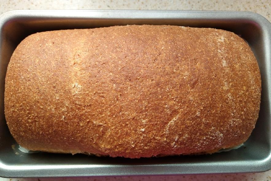 Pane integrale al latte di riso, lievito naturale - Step 8 - Immagine 1