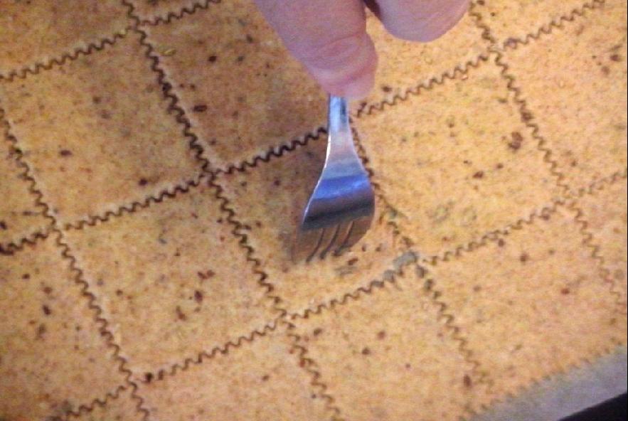 Crackers integrali con mix di semini - Step 5 - Immagine 1