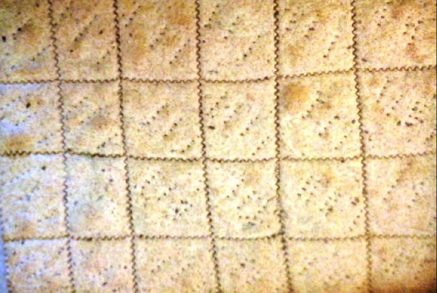 Crackers integrali con mix di semini - Step 6 - Immagine 1