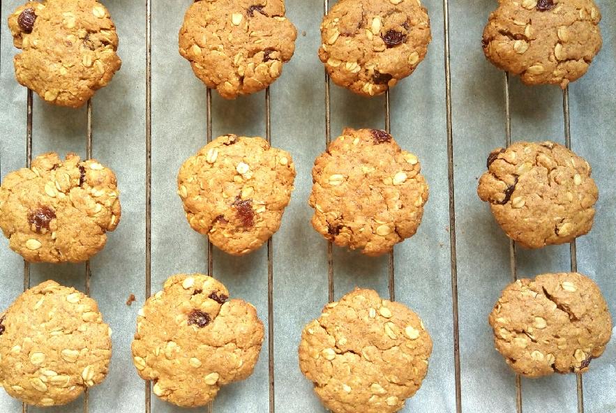 Biscotti al malto e fiocchi d'avena - Step 6 - Immagine 1