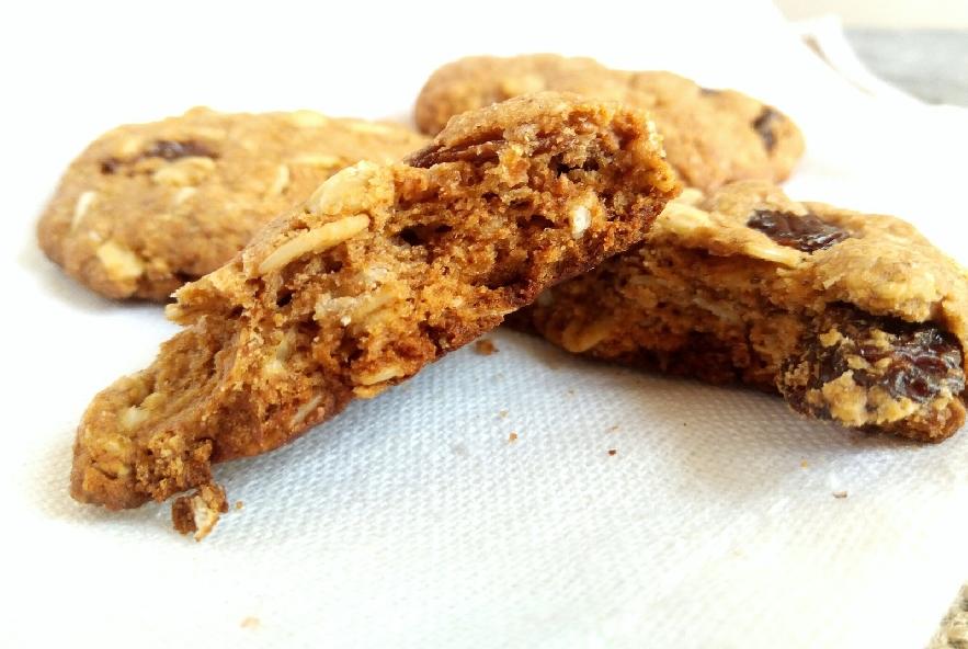 Biscotti al malto e fiocchi d'avena - Step 6 - Immagine 2