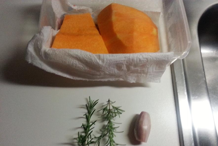 Tagliatelle zucca, salsiccia e ricotta infornata - Step 1 - Immagine 1