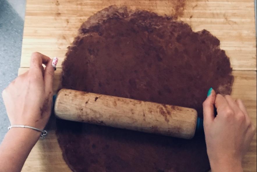 Frolla al cacao e crema alla zucca - Step 1 - Immagine 1