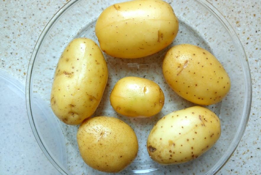 Crocchette di verdure al forno - Step 1 - Immagine 1