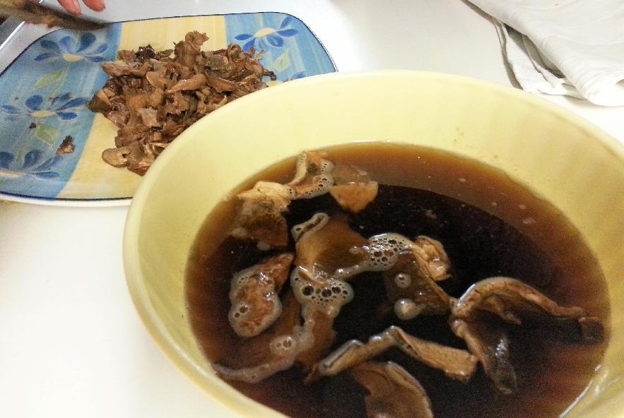 Risotto alla zucca e funghi porcini - Step 2 - Immagine 2