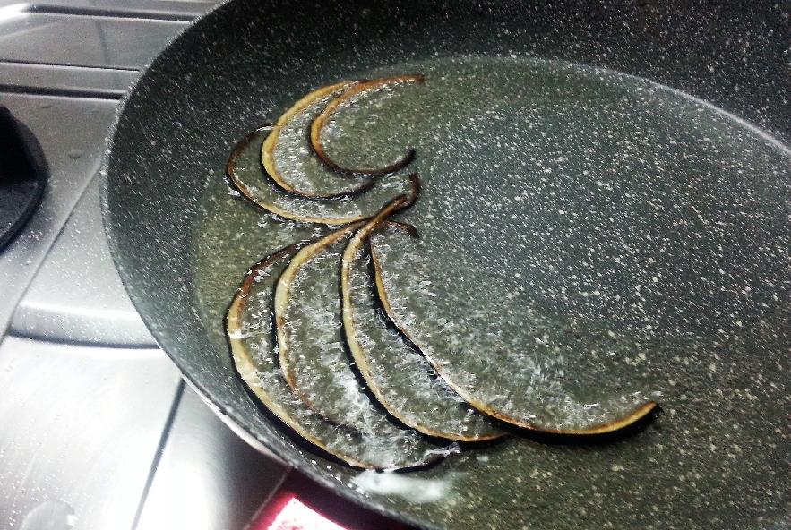 Lasagne con melanzana, sedano rapa e caciocavallo - Step 2 - Immagine 4