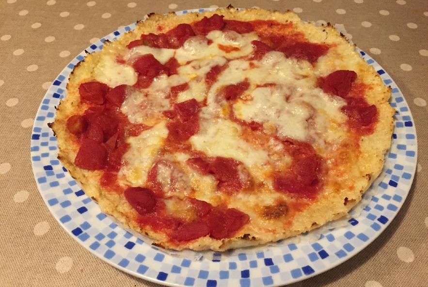 Pizza di cavolfiore o meglio cavolfizza - Step 9 - Immagine 1