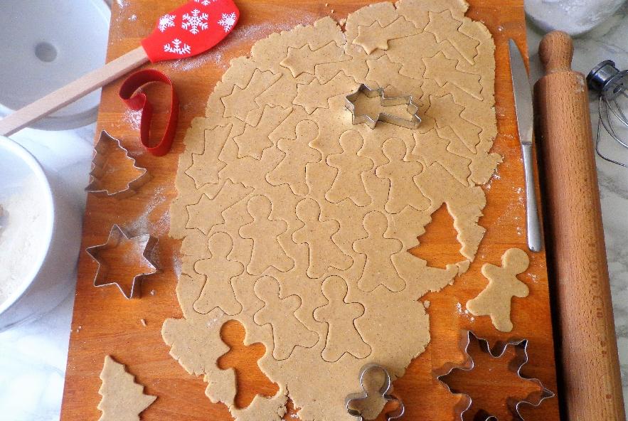 Biscotti natalizi per calendario dell'avvento - Step 1 - Immagine 1