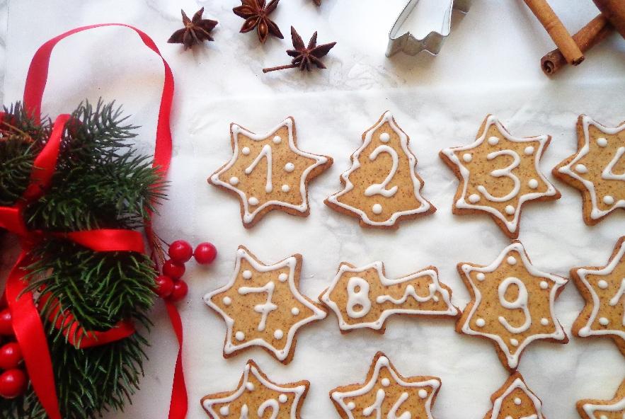 Biscotti natalizi per calendario dell'avvento - Step 2 - Immagine 1