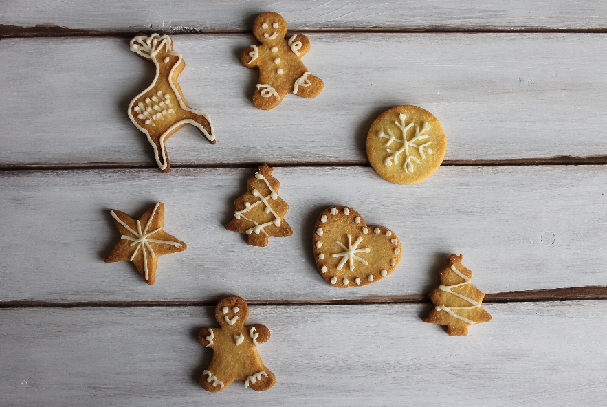 Biscotti natalizi - Step 6 - Immagine 1