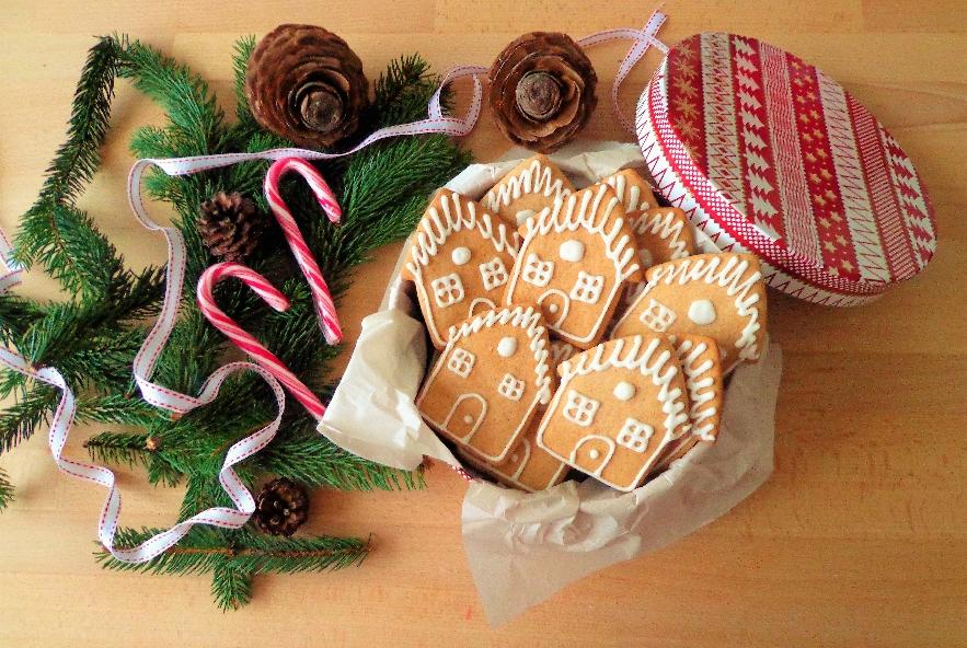 Biscotti al miele e cannella - Step 2 - Immagine 1