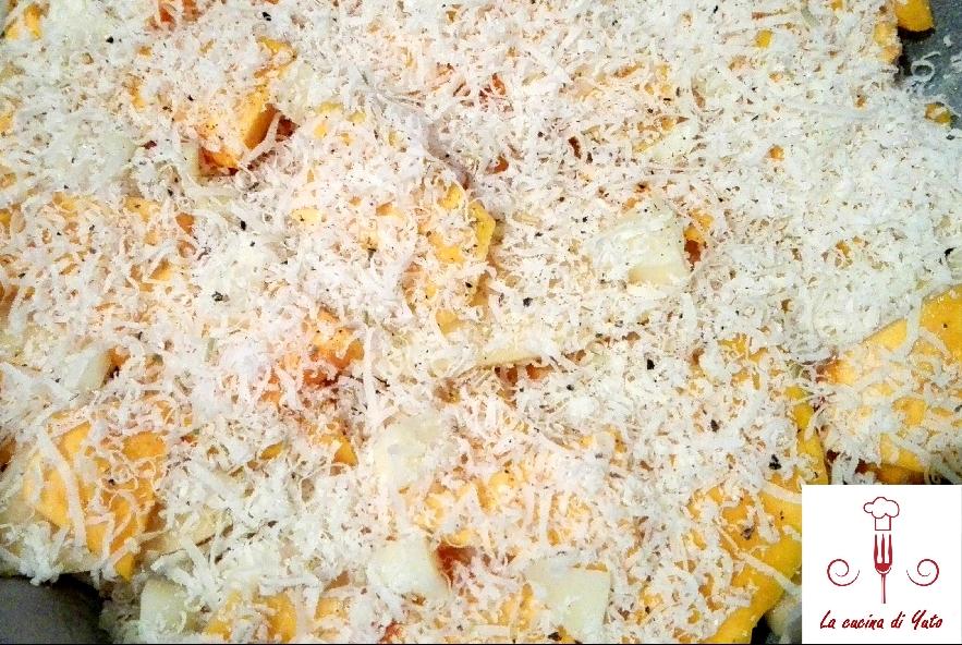 Pasticcio di zucca e patate - Step 3 - Immagine 1