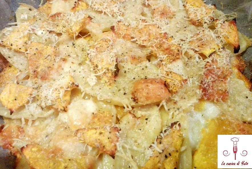 Pasticcio di zucca e patate - Step 4 - Immagine 1