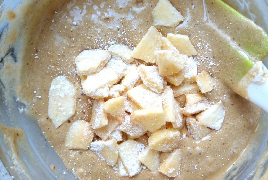 Torta di mele con farina di farro e di castagne - Step 5 - Immagine 1