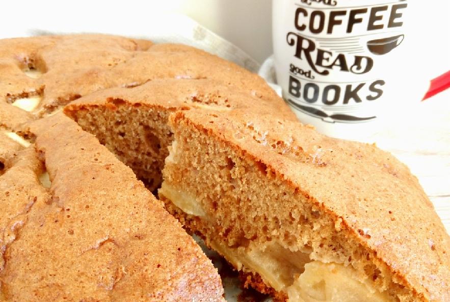 Torta di mele con farina di farro e di castagne - Step 7 - Immagine 1