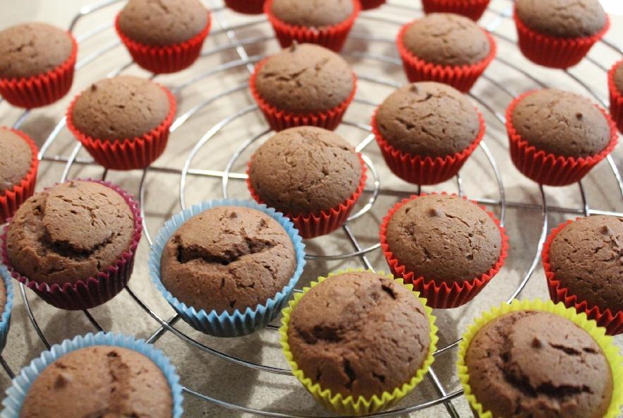 Mini cup cake al cioccolato - Step 4 - Immagine 1