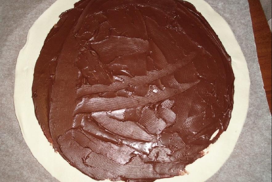 Girasole di nutella - Step 1 - Immagine 1