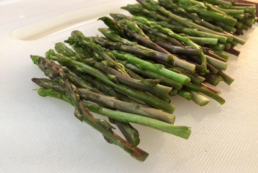 Risotto asparagi e gorgonzola - Step 2 - Immagine 3