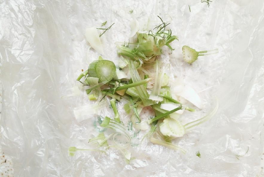 Pesto di finocchi e noci antispreco - Step 2 - Immagine 1