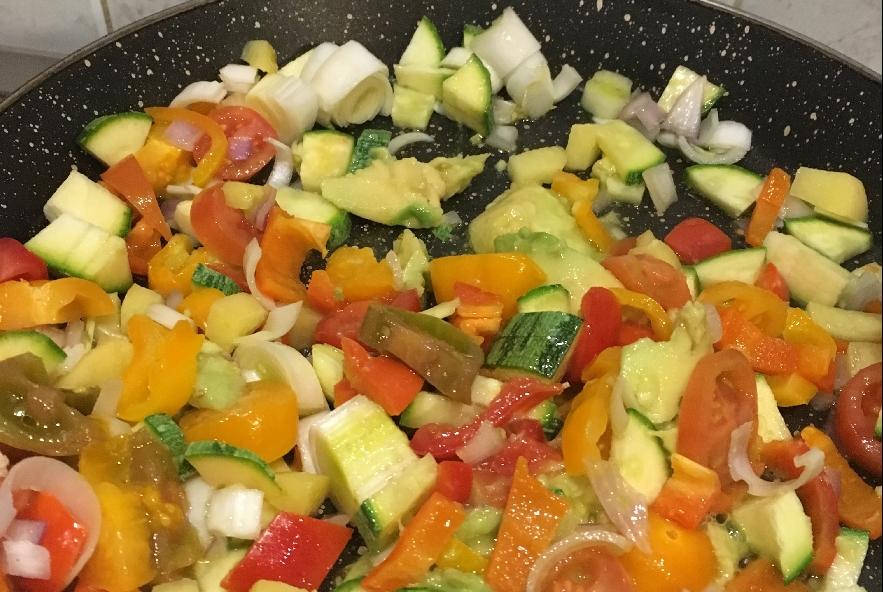 Tortillas di mais vegetariane - Step 3 - Immagine 1