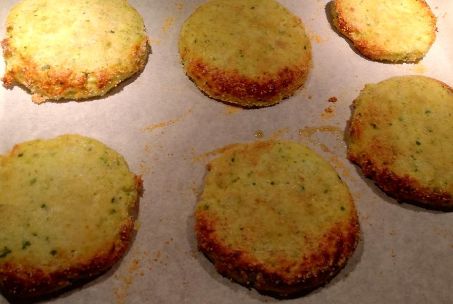 Burger di pesce e zucchine con avocado - Step 3 - Immagine 1