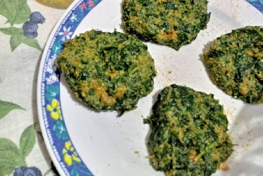 Burger di zucca e spinaci - Step 3 - Immagine 1