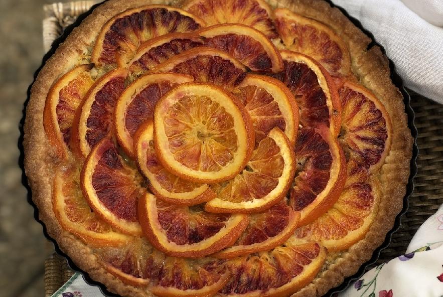 Crostata all'arancia e mandorle - Step 3 - Immagine 1