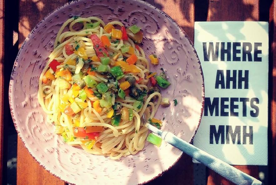 Spaghetti dell'orto vegan glutenfree - Step 4 - Immagine 1